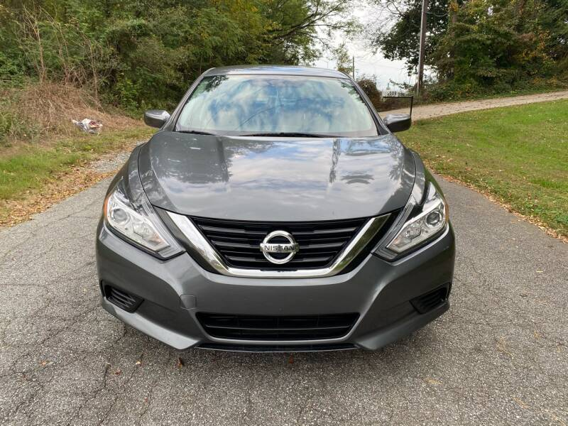 2018 Nissan Altima for sale at Speed Auto Mall in Greensboro NC