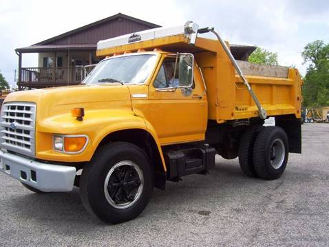 1997 Ford F-800