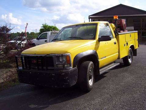 1996 GMC C/K 3500 Series for sale in Olive Hill, KY