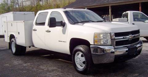 2008 Chevrolet Silverado 3500HD for sale in Olive Hill, KY