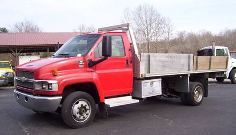 2005 Chevrolet C5500 For Sale In Olive Hill Ky