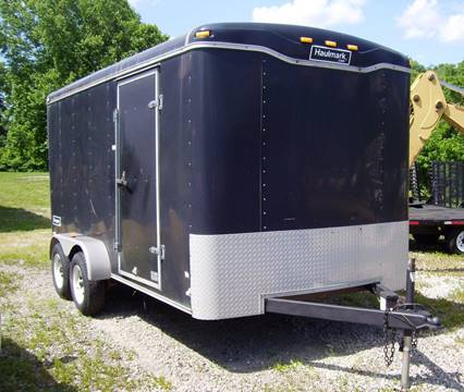 2004 Haulmark TS7X14DTZ for sale in Olive Hill, KY