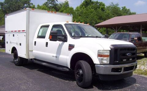2008 Ford F350 4x4,  4dr for sale in Olive Hill, KY