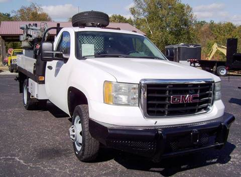 2009 GMC Sierra 3500HD CC for sale in Olive Hill, KY