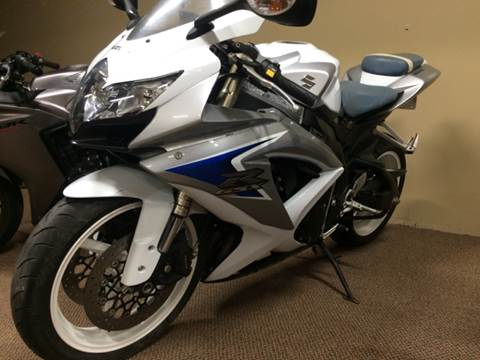 2008 Suzuki GSX-R600 for sale in Saint Cloud, MN