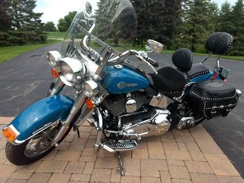2002 Harley-Davidson Heritage Softail  for sale at Motors 75 Plus in Saint Cloud MN
