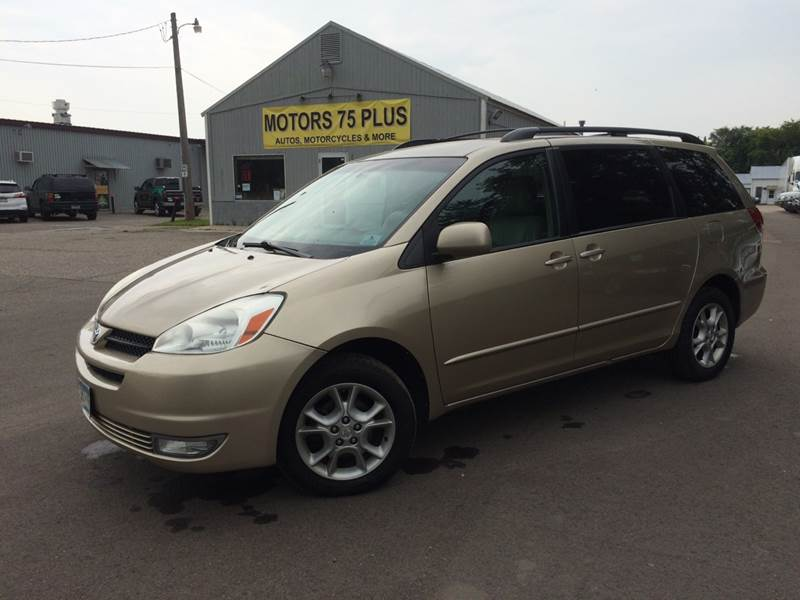 2004 Toyota Sienna For Sale At Motors 75 Plus In Saint Cloud MN