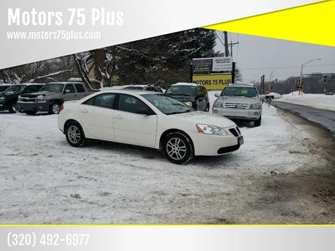 2006 Pontiac G6 for sale in Saint Cloud, MN