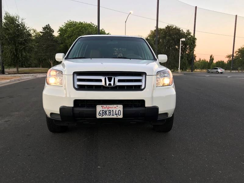 2008 Honda Pilot For Sale At Ocean Auto Sales In Sacramento CA