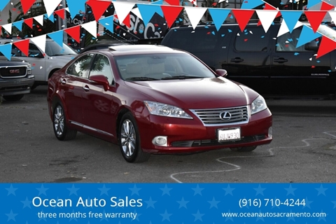 Cars For Sale in Sacramento, CA - Ocean Auto Sales