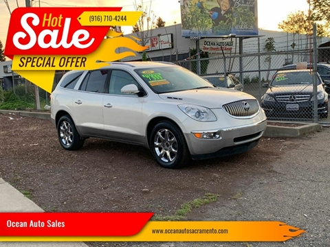 2008 Buick Enclave for sale in Sacramento, CA