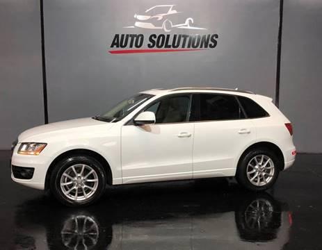 2011 Audi Q5 for sale in Ridgeland, MS