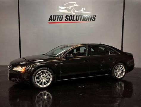 2011 Audi A8 L for sale in Ridgeland, MS