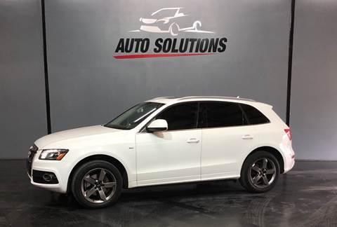 2012 Audi Q5 for sale in Ridgeland, MS