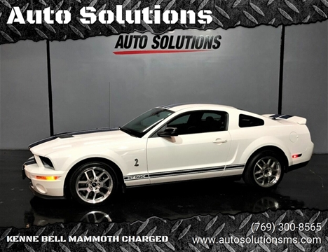 2008 Ford Shelby GT500 for sale in Ridgeland, MS