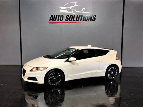 2015 Honda CR-Z for sale in Ridgeland, MS