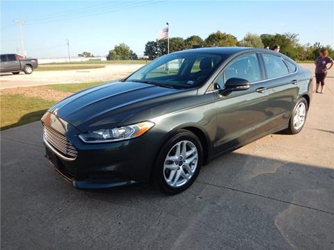 2015 Ford Fusion for sale in Eugene, MO