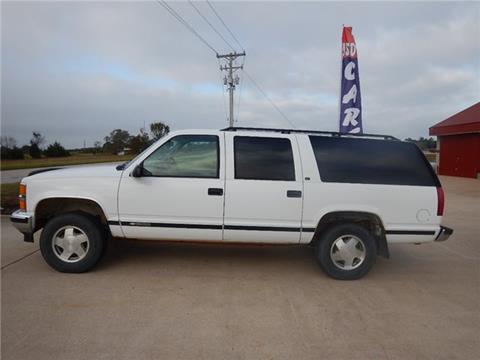 1998 Chevrolet Suburban for sale in Eugene, MO
