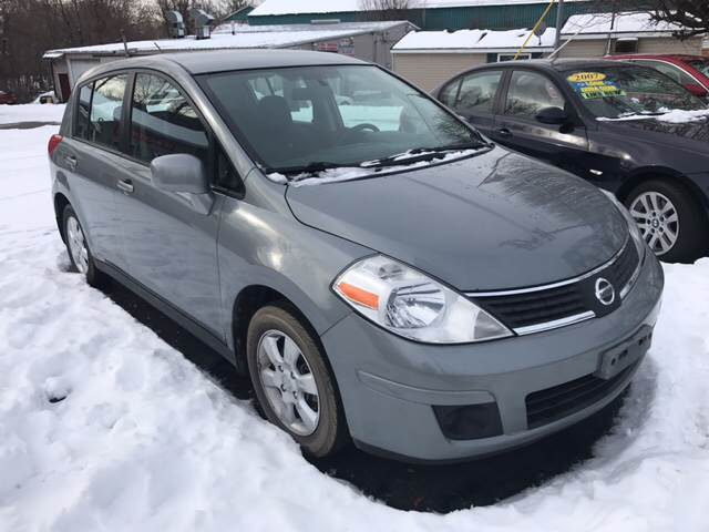 2007 Nissan Versa For Sale At Super Wheels Auto Sales In Beacon NY