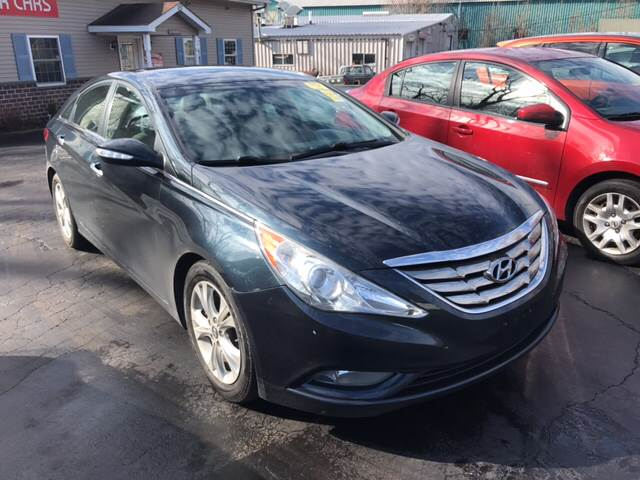 2011 Hyundai Sonata For Sale At Super Wheels Auto Sales In Beacon NY