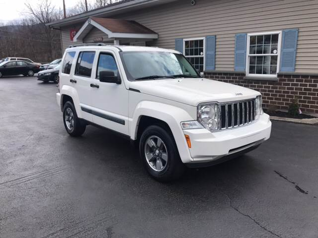 2008 Jeep Liberty For Sale At Super Wheels Auto Sales In Beacon NY