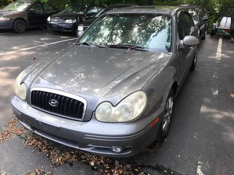 2004 Hyundai Sonata For Sale At Super Wheels Auto Sales In Beacon NY