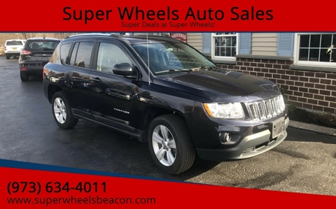 2011 Jeep Compass for sale in Beacon, NY