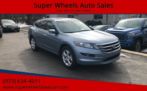 2011 Honda Accord Crosstour for sale in Beacon, NY