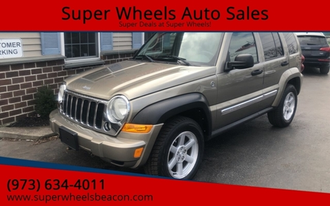2007 Jeep Liberty for sale in Beacon, NY