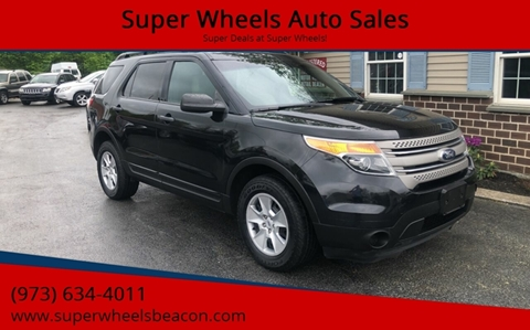 2013 Ford Explorer for sale in Beacon, NY