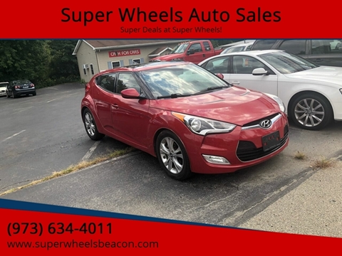2012 Hyundai Veloster for sale in Beacon, NY