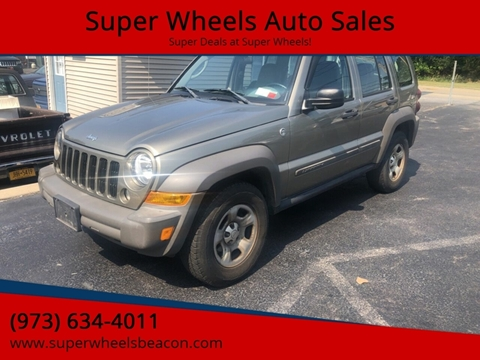 2006 Jeep Liberty for sale in Beacon, NY