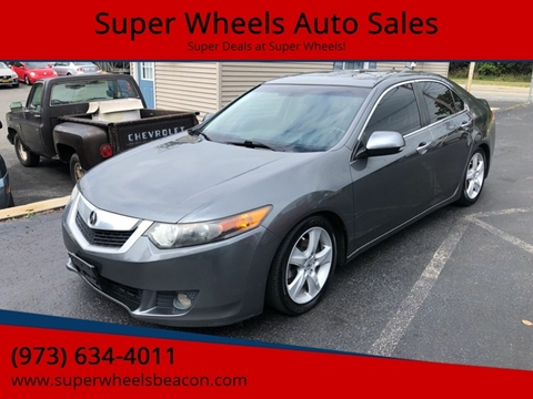 2009 Acura TSX for sale in Beacon, NY