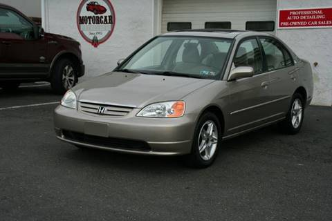 2001 Honda Civic for sale in Blue Bell, PA