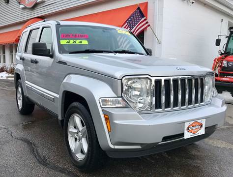 2008 Jeep Liberty for sale in Rochester, NH