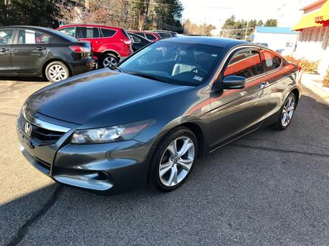 2011 Honda Accord for sale in Rochester, NH