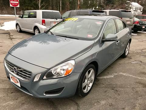 2012 Volvo S60 for sale in Rochester, NH