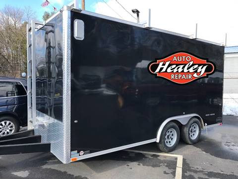 2015 Integrity Trailer Enclosed 8 x 16 t  for sale in Rochester, NH