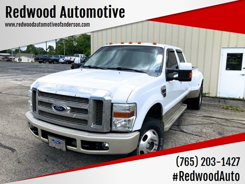 2008 Ford F-350 Super Duty for sale at Redwood Automotive in Anderson IN