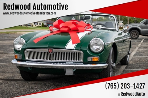 1969 MG MGB for sale in Anderson, IN