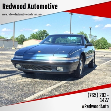 1989 Buick Reatta for sale in Anderson, IN
