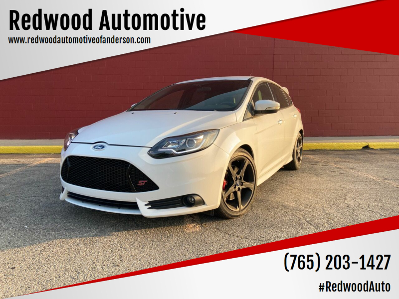 2013 Ford Focus for sale at Redwood Automotive in Anderson IN
