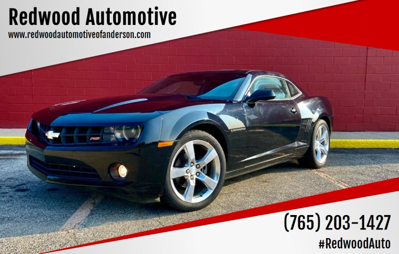 2010 Chevrolet Camaro for sale at Redwood Automotive in Anderson IN
