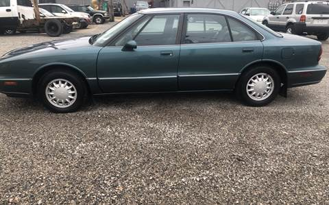 1997 Oldsmobile Eighty-Eight
