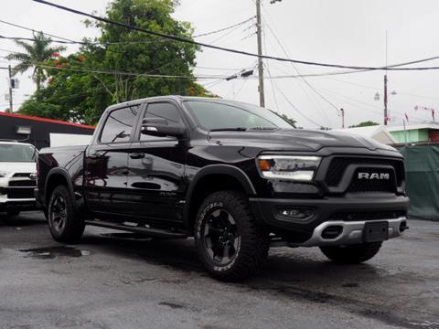 2019 RAM Ram Pickup 1500 for sale in Hialeah, FL