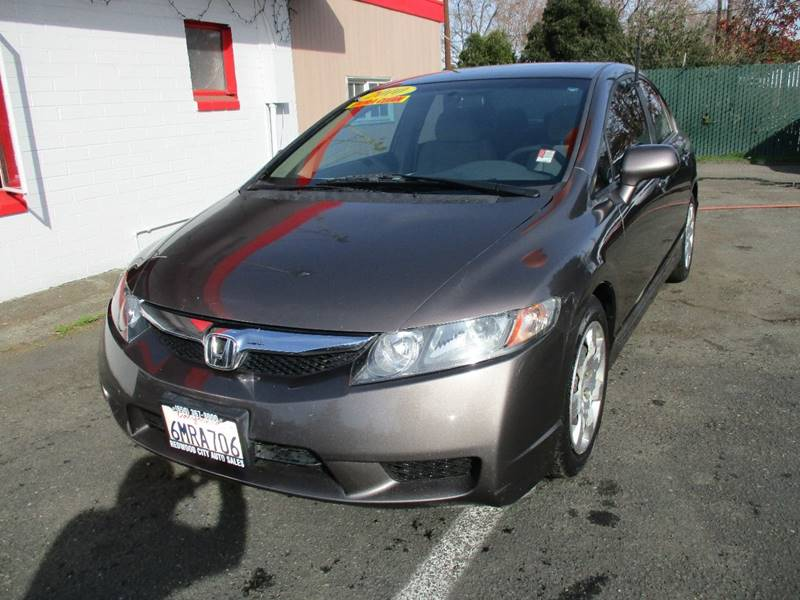2010 Honda Civic LX 4dr Sedan 5A   Redwood City CA