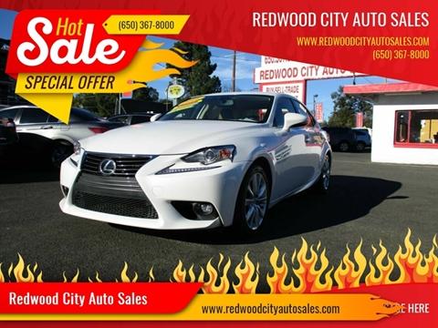 Lexus Redwood City >> Lexus For Sale In Redwood City Ca Redwood City Auto Sales