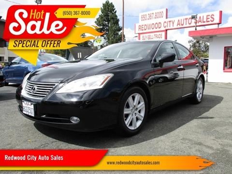 Lexus Redwood City >> Lexus Es 350 For Sale In Redwood City Ca Redwood City Auto Sales