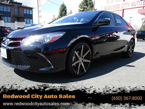 Toyota For Sale in Redwood City, CA - Redwood City Auto Sales