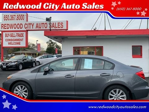 Honda Redwood City >> Honda For Sale In Redwood City Ca Redwood City Auto Sales